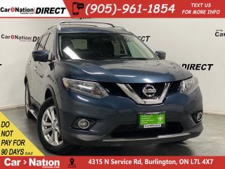 Used 2016 Nissan Rogue SV Tech| AWD| PANO ROOF| 7-PASSENGER| NAVI| for sale in Burlington, ON