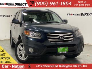Used 2012 Hyundai Santa Fe GL Premium| LOCAL TRADE| SUNROOF| HEATED SEATS| for sale in Burlington, ON