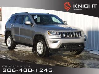 New 2020 Jeep Grand Cherokee Laredo 4x4 | 3.6L Pentastar V6 | Heated Seats & Steering Wheel | Remote Start | Back-up Camera | BT for sale in Weyburn, SK