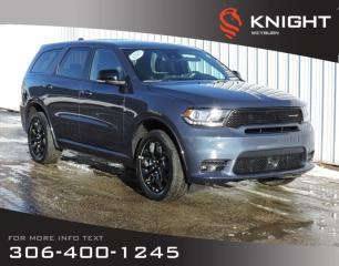 New 2020 Dodge Durango GT AWD | Leather & Suede Heated Seats | NAV | Sunroof | Back-up Camera | Remote Start for sale in Weyburn, SK