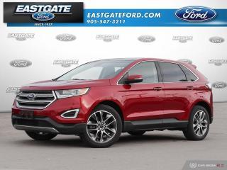 Used 2016 Ford Edge Titanium for sale in Hamilton, ON