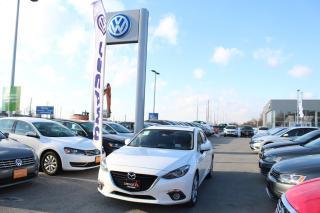 Used 2016 Mazda MAZDA3 SPORT GT for sale in Whitby, ON