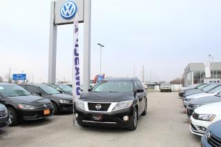 Used 2014 Nissan Pathfinder SL for sale in Whitby, ON