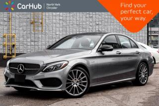 Used 2016 Mercedes-Benz C-Class C 450 AMG|AMG_Styling|Memo_Pkg|Burmester_Audio|Nav| for sale in Thornhill, ON