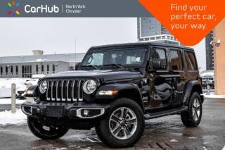 Used 2019 Jeep Wrangler Unlimited Sahara|KeyLess-Go.Customr-Prefrd.Pkgs|Apline.Audio|Sat.Radio for sale in Thornhill, ON