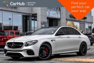 Used 2018 Mercedes-Benz E-Class AMG E 63 S|AMG_Performance|Brumester_Audio|Nav| for sale in Thornhill, ON