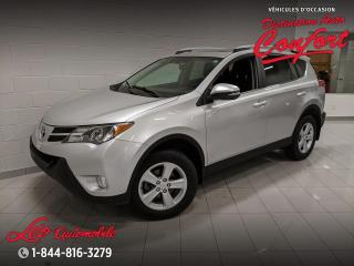 Used 2013 Toyota RAV4 Traction intégrale 4 portes XLE for sale in Chicoutimi, QC