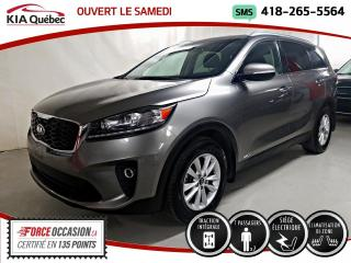 Used 2019 Kia Sorento LX* V6* AWD* CARPLAY* 7 PLACES* for sale in Québec, QC