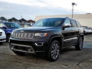 Used 2018 Jeep Grand Cherokee OVERLAND * CRUISE ADAPTATIF * for sale in Brossard, QC