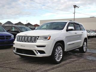 Used 2018 Jeep Grand Cherokee SUMMIT *V8 HEMI*TOIT PANO*HITCH* for sale in Brossard, QC