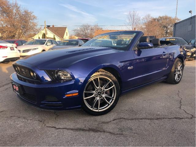 2014 Ford Mustang GT Convertible | Leather | Auto | Local Trade