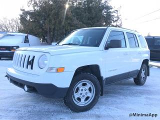 Used 2014 Jeep Patriot 4x4, North, Automatique for sale in Drummondville, QC
