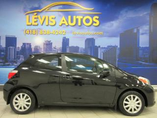 Used 2014 Toyota Yaris SEULEMENT 61200 KM BLUETOOTH 5 VITESSE P for sale in Lévis, QC