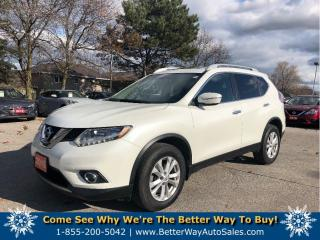 Used 2015 Nissan Rogue SV | PANORAMIC ROOF |BACKUP CAM |AWD | LOADED!! for sale in Stoney Creek, ON