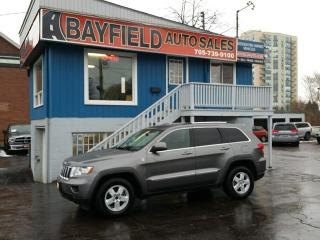 Used 2012 Jeep Grand Cherokee Laredo 4x4 **Only 43,600 original kilometres!!** for sale in Barrie, ON