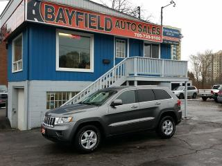 Used 2012 Jeep Grand Cherokee Laredo 4x4 **Only 26,300 original kilometres!!** for sale in Barrie, ON