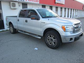 Used 2013 Ford F-150 XLT XTR $11,995+HST+LIC FEE / CLEAN CAR FAX REPORT / 4x4 for sale in North York, ON