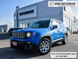 Used 2015 Jeep Renegade for sale in Mississauga, ON
