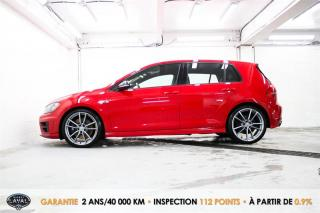 Used 2016 Volkswagen Golf R Manuelle 4Motion + Keyless + HID-LED + Caméra for sale in Québec, QC