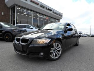 Used 2011 BMW 323i i LEATHER/SUNROOF for sale in Concord, ON