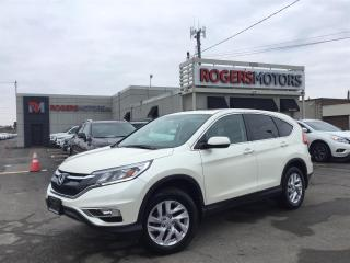 Used 2016 Honda CR-V EX-L AWD - SUNROOF - LEATHER - REVERSE CAM for sale in Oakville, ON
