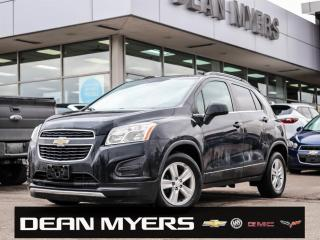 Used 2013 Chevrolet Trax 1LT for sale in North York, ON