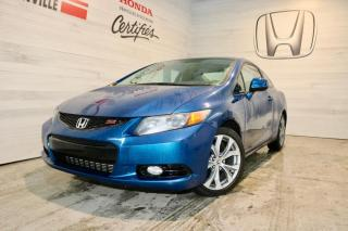 Used 2012 Honda Civic SI for sale in Blainville, QC