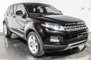 Used 2015 Land Rover Evoque PURE PLUS AWD CUIR TOIT PANO MAGS 19P for sale in Île-Perrot, QC
