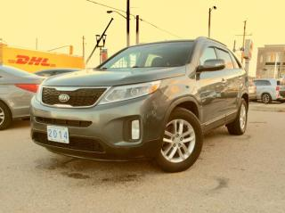 Used 2014 Kia Sorento LX for sale in Toronto, ON