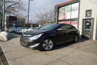 Used 2014 Hyundai Sonata Hybrid Limited for sale in Laval, QC
