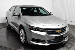 Used 2018 Chevrolet Impala PREMIER 2LZ  CUIR TOIT NAV MAGS for sale in Île-Perrot, QC