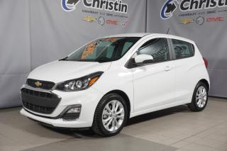 Used 2019 Chevrolet Spark LT APPLE CARPLAY FOG MAG CAM DE RECUL for sale in Montréal, QC