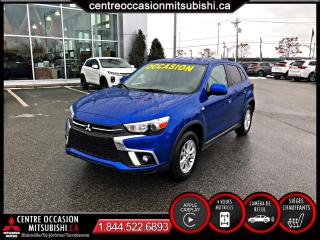 Used 2019 Mitsubishi RVR SE AWC APPLE CAR PLAY for sale in St-Jérôme, QC