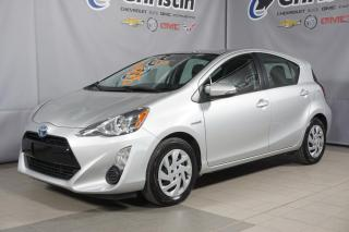 Used 2015 Toyota Prius C HYBRIDE CRUISE BLUETOOTH TOUT EQUIPÉ for sale in Montréal, QC