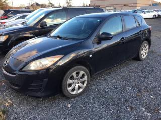 Used 2010 Mazda MAZDA3 GX SPORT for sale in Longueuil, QC