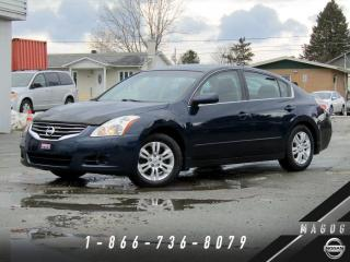 Used 2011 Nissan Altima 2.5 S + SPÉCIAL EDITION + TOIT + MAGS! for sale in Magog, QC