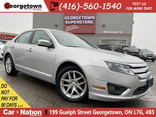 Used 2012 Ford Fusion SEL | NAVI | ROOF | BU CAM | ALLOYS | FOGS | B/T for sale in Georgetown, ON