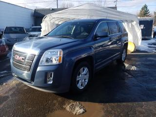 Used 2012 GMC Terrain FWD 4dr SLE-1 for sale in Lemoyne, QC