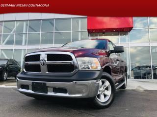 Used 2017 RAM 1500 ST CREW CAB *** 114$ / SEMAINE *** GARANTIE INCLUS for sale in Donnacona, QC