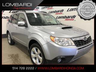 Used 2012 Subaru Forester TURBO LIMITED AU MEME PRIX D°UN 2.5I BASE for sale in Montréal, QC
