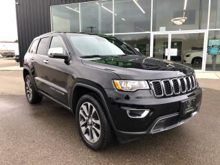 Used 2018 Jeep Grand Cherokee Limited, Low Kilometers, Lots of Options for sale in Ingersoll, ON