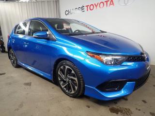 Used 2017 Toyota Corolla iM + GARANTIE Prologée incluse for sale in Montréal, QC