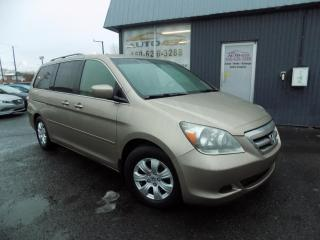 Used 2006 Honda Odyssey ****EX,8 PLACES,PORTES ELECTRIQUE,TRES P for sale in Longueuil, QC