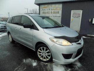 Used 2009 Mazda MAZDA5 ***GS,6 PLACES,AUTOMATIQUE,MAGS,PNEUS D' for sale in Longueuil, QC