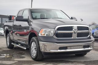 Used 2017 RAM 1500 4x4 Quad Cab for sale in St-Hubert, QC