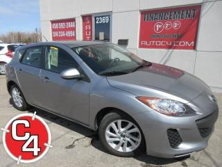 Used 2013 Mazda MAZDA3 GX MAG A/C GR ÉLECT BLUETOOTH for sale in St-Jérôme, QC