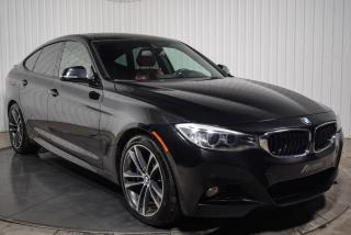 Used 2016 BMW 3 Series 335i XDRIVE GRAN TURISMO CUIR TOIT NAV for sale in St-Hubert, QC