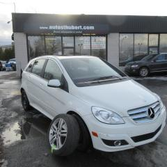 Used 2011 Mercedes-Benz B200 ** 88 000 KM CERTIFIÉ ** for sale in St-Hubert, QC