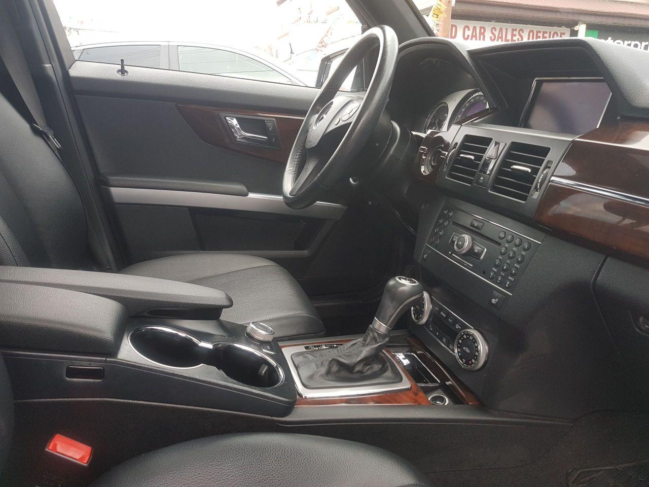 2011 Mercedes-Benz GLK-Class