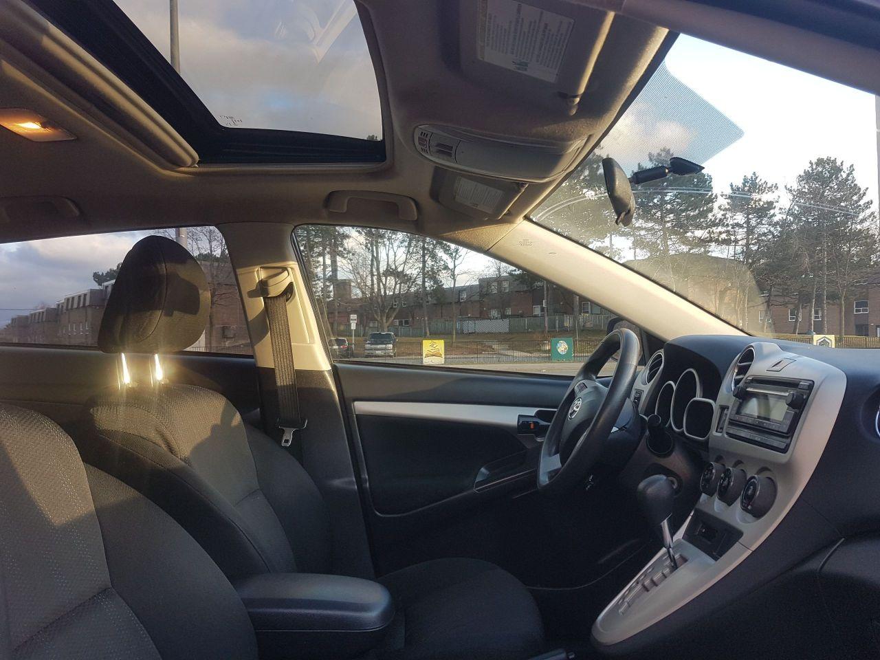 2014 Toyota Matrix